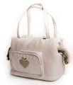 Eh Gia Heart Glamours Carrier, Beige