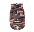 Puppy Angel(R) Army Barmy™ Military Pocket Padding Vest, Camo