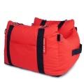Puppy Angel(R) MAGAGIO™ Petrari Dog Car Seat Set (Cushion + Cover) Red