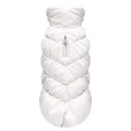 Puppy Angel Luxury FDJ(Faux Goose Down) Padded Vest Pearl