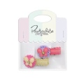 Hairpin Butterfly Coral und Yellow