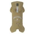Puppy Ange Multi Protect Raincoat (Bodysuits, Regular Length) Beige