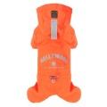 Puppy Ange Multi Protect Raincoat (Bodysuits, Regular Length) Orange